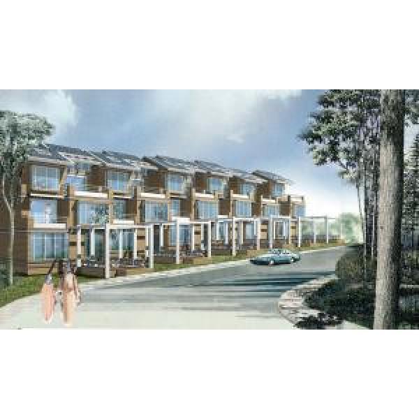 Light Steel Structure Villa House  / Typhoon Resistance Prefab Steel House #1 image