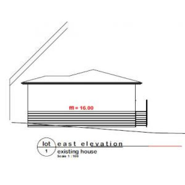 High Efficiency Modular House Prefab Villa 0.75mm / 0.95mm / 1.15mm Steel Frame #2 image