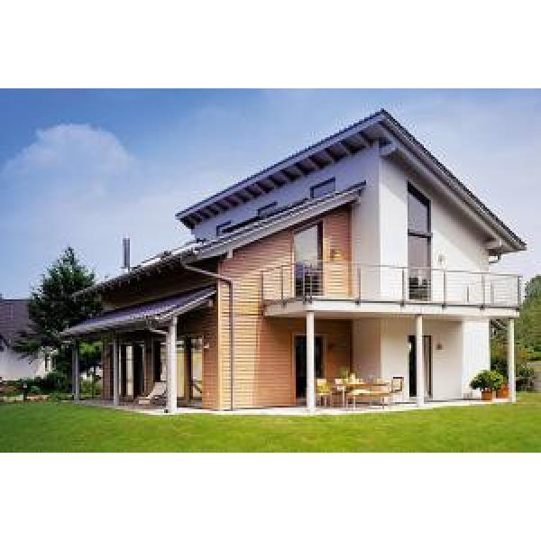 Australia Standard Luxury Prefab Steel Structure Villa / Prefab Modular House #1 image
