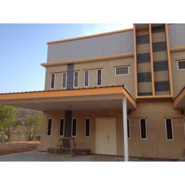 Two In One Prefabricated Villa /Prefab Two Family Houses /earthquake proof #2 image