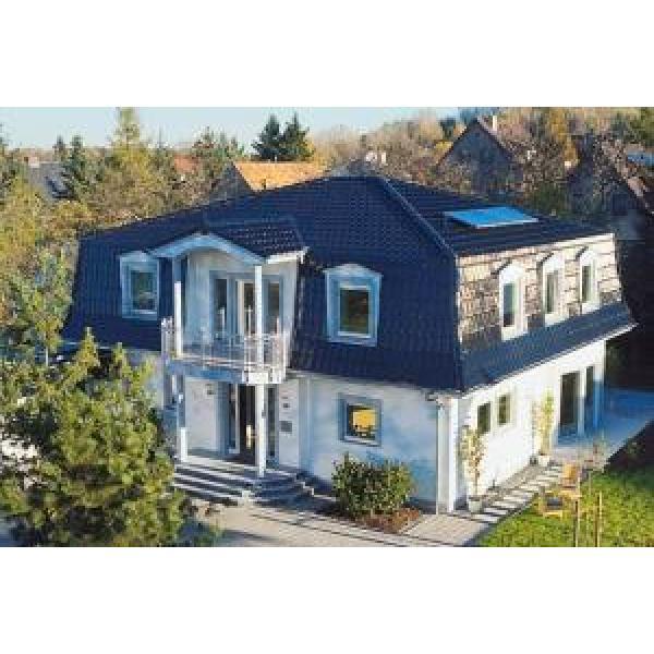 Light Steel Structure House Villa / Prefab Villa Pre Built Homes For Office #1 image
