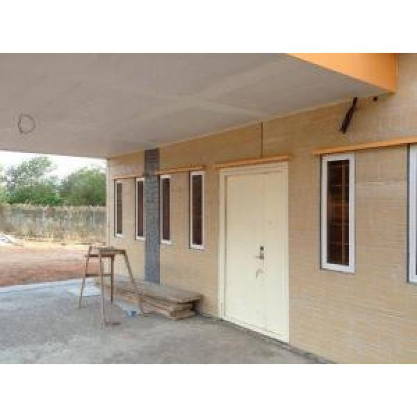 Two In One Prefabricated Villa /Prefab Two Family Houses /earthquake proof #4 image