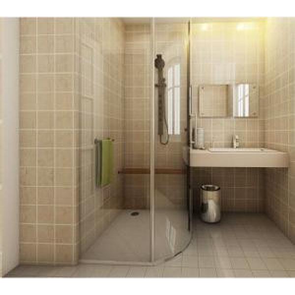 Prefabricated House Kits , One Floor Modern Light Steel Frame House #1 image