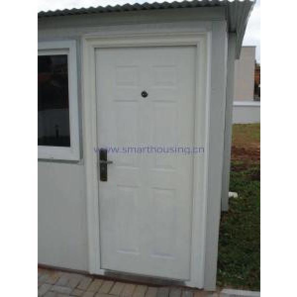 Foldable Modular Prefabricated Housing / White Portable Emergency Housing #1 image