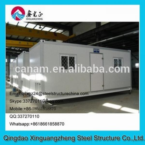 foldable container house duty office site office container #1 image