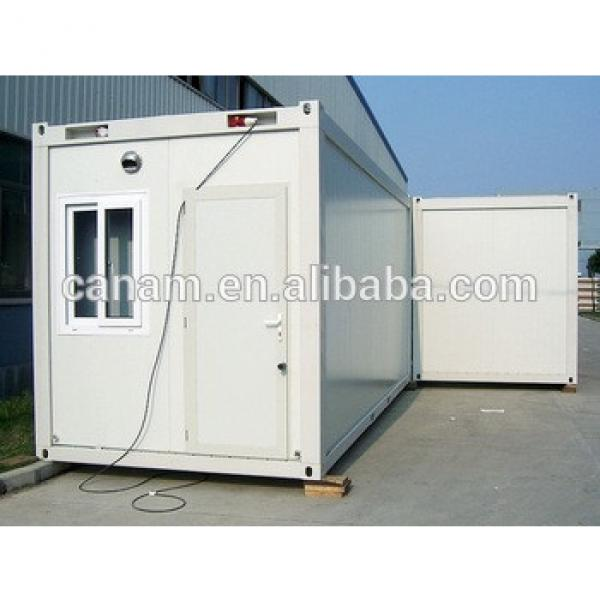 Prefabricated steel structure container house cost #1 image
