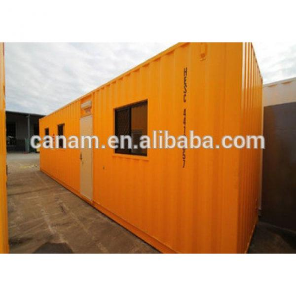China new modifying shipping containers prefabricated office camp #1 image