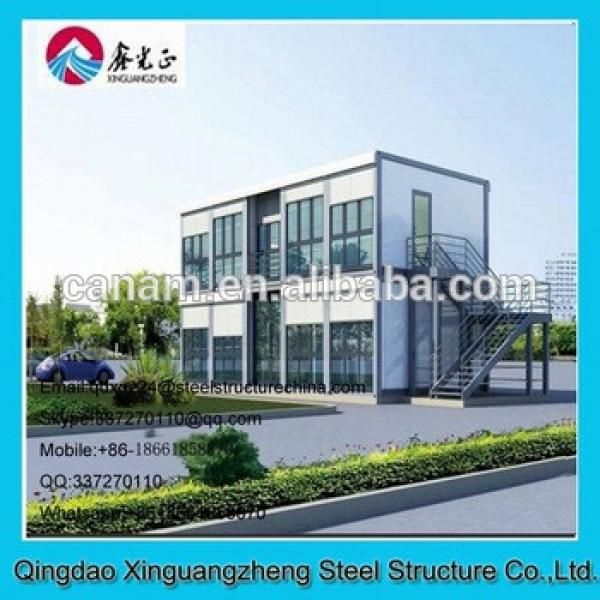 Light steel frame multi-layers house container dormitory/office #1 image
