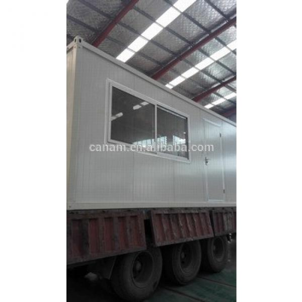 China manufacture luxury modern modular container office #1 image