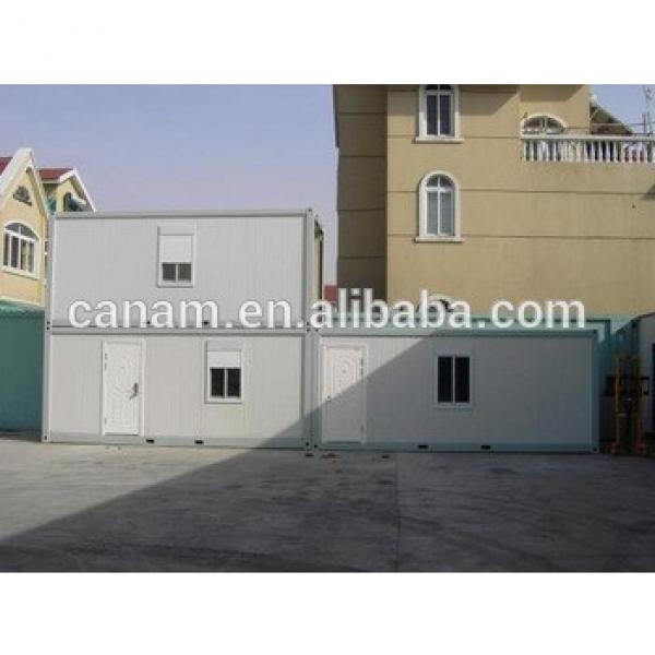 sandwich panel container house modular mobile container office #1 image