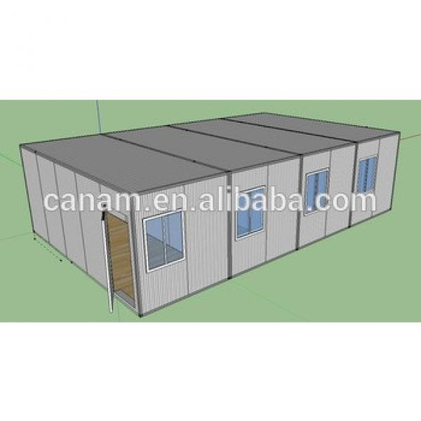 CANAM- modern prefab mobile container house #1 image