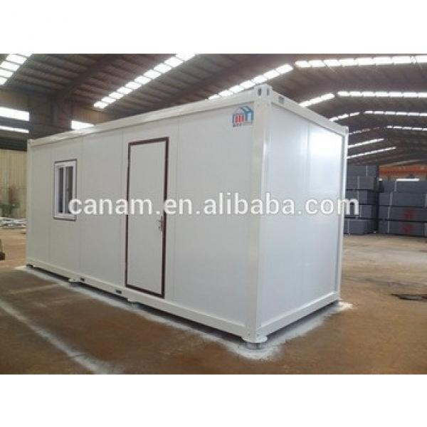 Economic prefab flatpack 20ft' container office #1 image