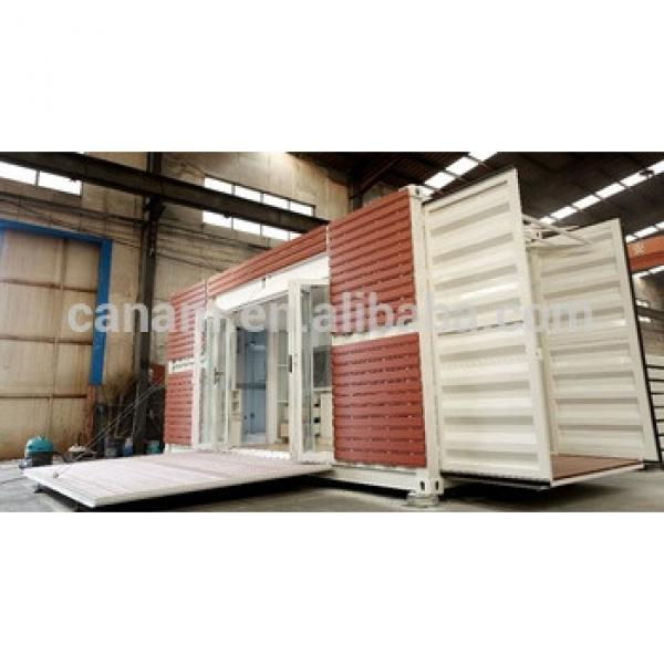 Hot modified shipping container house, quality 20ft container logistics to chennai,new style shipping container to #1 image