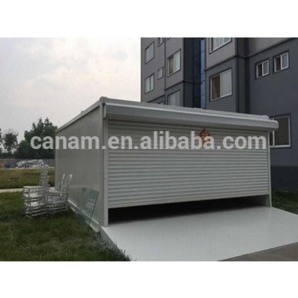 Professional design light steel structure car storage design #1 image