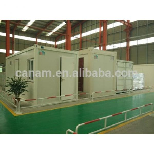 hot certification modern low waterproof folding container house flatpack #1 image