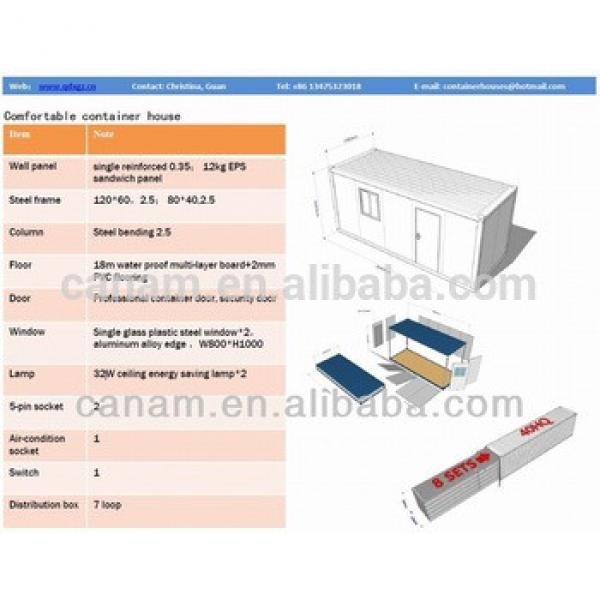hot flatpack modular china kitchen shipping container modern container house design #1 image