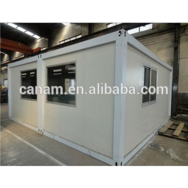 Canam- living foldable Flatpack container house #1 image