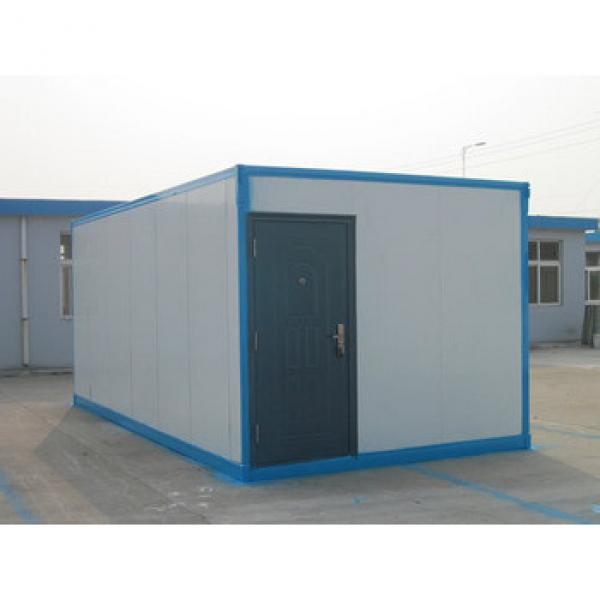xgz- fireproof material container house #1 image