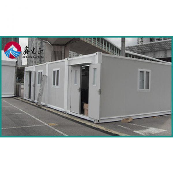 20ft container house #1 image