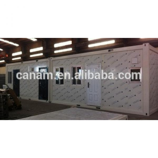 Canam-economic prefabricated container house #1 image