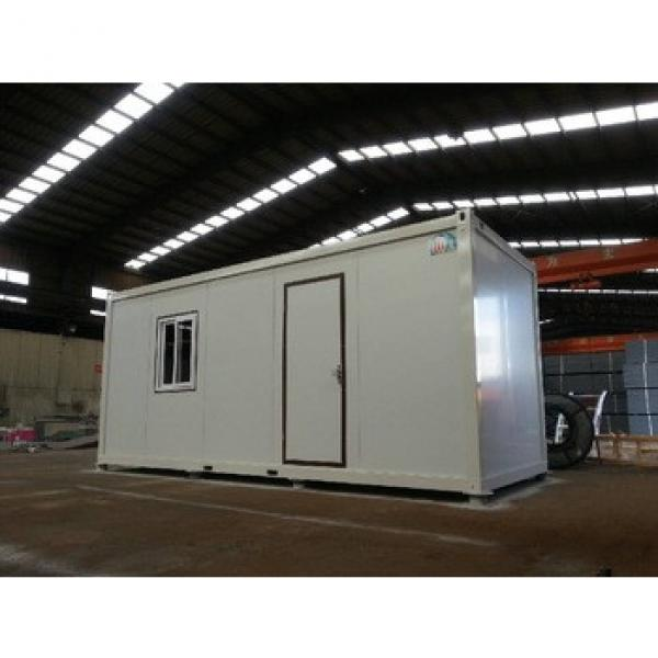 20ft flat-packed container house for sales #1 image