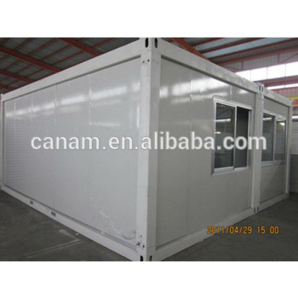 CANAM- prefabricated container kit house for sales #1 image