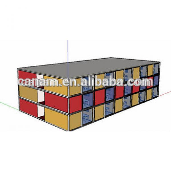CANAM- Prefab second floor container Construction #1 image