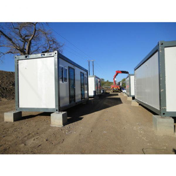 CANAM-Well-Designed Living Prefabricated Container House #1 image