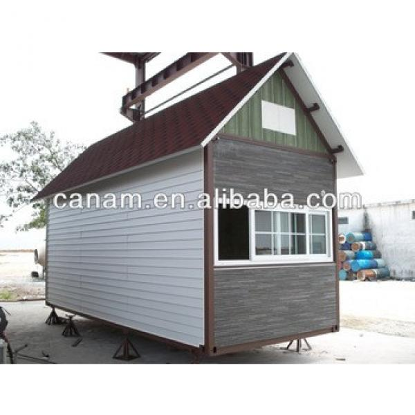 CANAM- well designed china prefabricated homes #1 image
