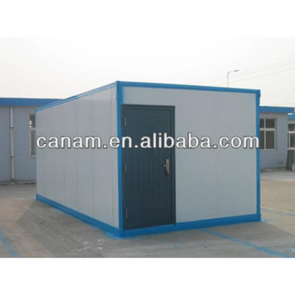 CANAM- light weight prefabricated container warehouse #1 image