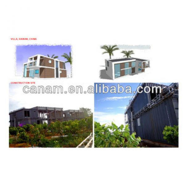 CANAM-Well-design high-quality beautiful export container house #1 image