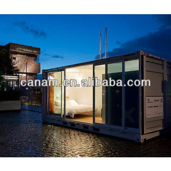 CANAM-environmental- friendly plastic and fiberglass mobile portable toilet #1 image