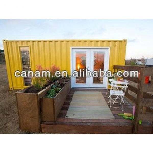 CANAM-Low cost and two-storey movable house #1 image