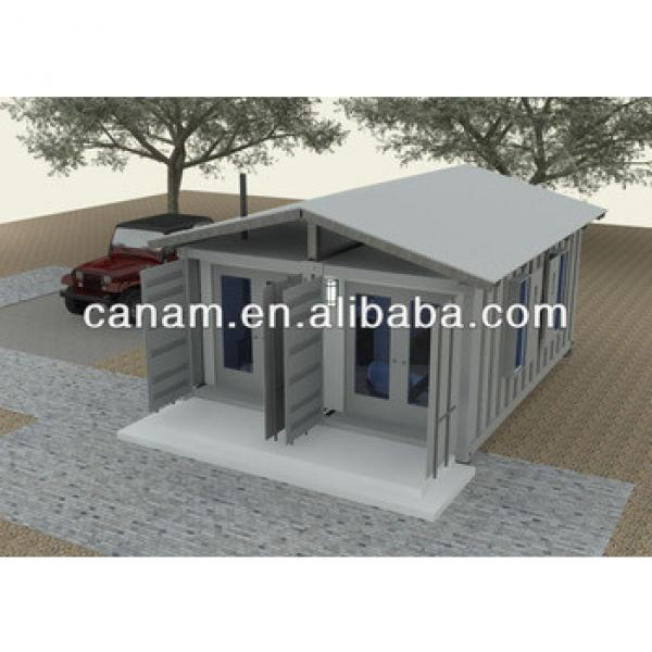 CANAM-EPS Sandwich wall panel container houses #1 image