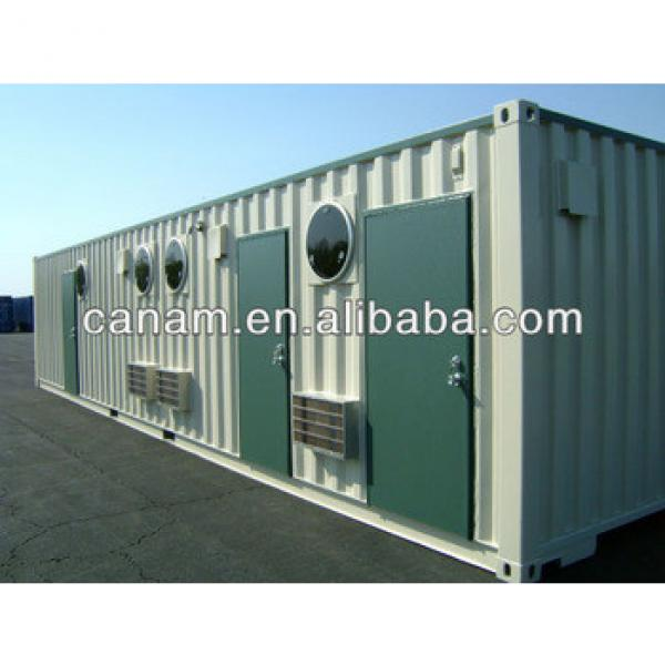 CANAM-CANAM-Sandwich wall panel china prefabricated homes with CE&BV #1 image