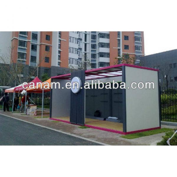 CANAM-Well-designed high-qualified beautiful house container 40ft #1 image
