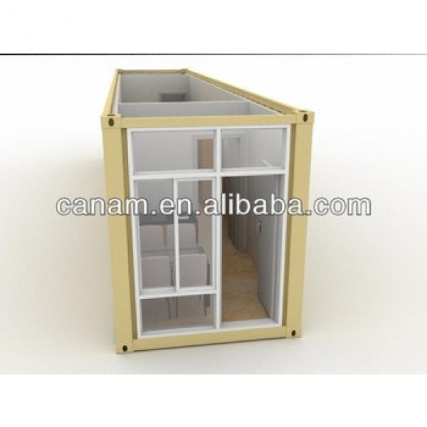 CANAM-prefab ISO 20ft open type container office #1 image