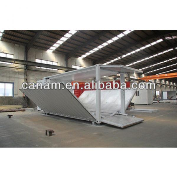 CANAM- Prefab modular container home for warehouse #1 image