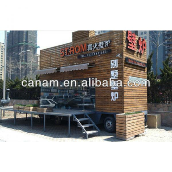 CANAM- exquisite movable prefabricated container house #1 image