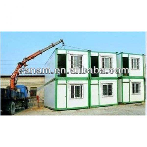 CANAM- steel structure Container House 20 Ft Modular Container Home #1 image