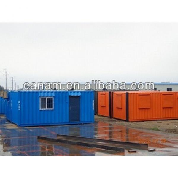 CANAM-easy disassembly two storey moudlar container house #1 image