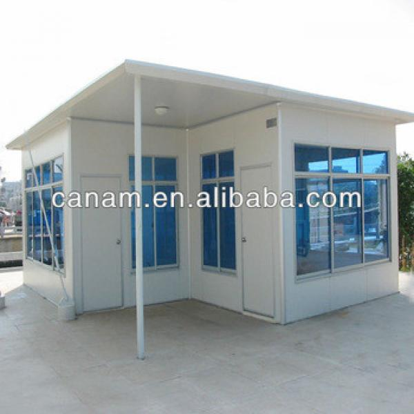 CANAM- Multistory light gauge steel structural prefab house #1 image