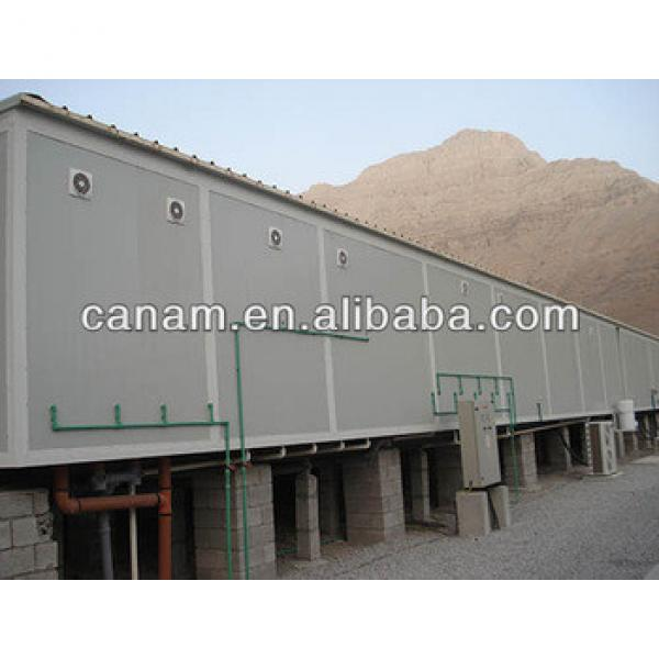 CANAM- Steel frame Dinning modular container building #1 image