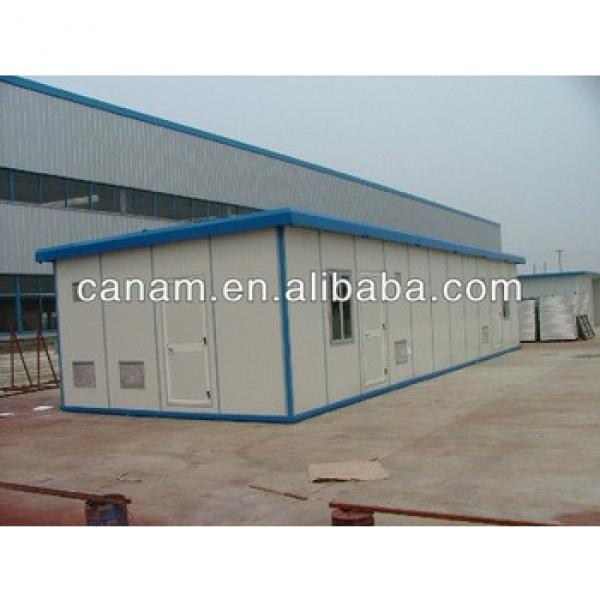 CANAM- modern prefab changing room container #1 image