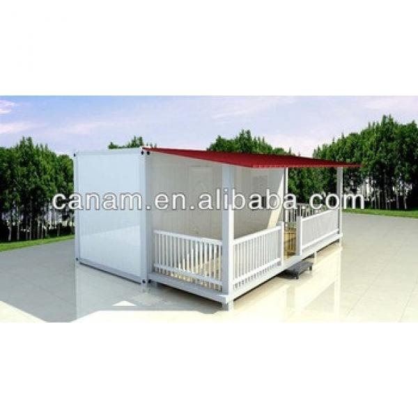 CANAM-Slope Roof Prefab cheap mobile house #1 image