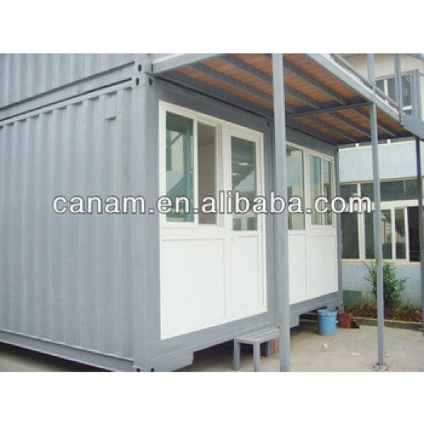 CANAM-Civil Residential Building Consisting of Container Home Modular House #1 image