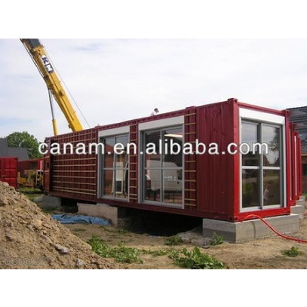 CANAM-Economical Combined Container shops/Office/Storage/Restaurant #1 image