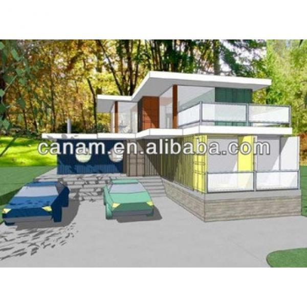 CANAM- Modern Prefabricated Container Coffee Shop #1 image