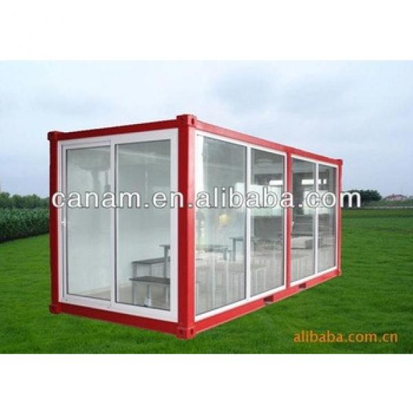 CANAM- CE certified movable mobile container homes #1 image
