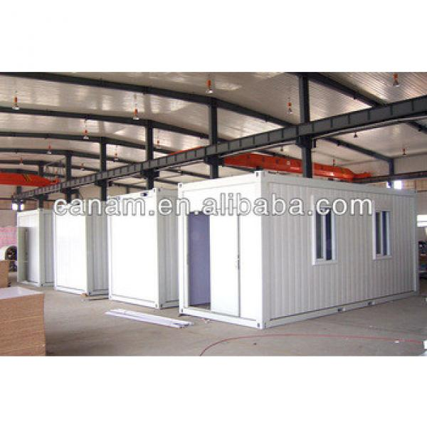 CANAM-high quality 2x40' container office #1 image